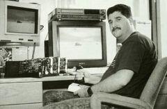 Chip Hinnenberg at work