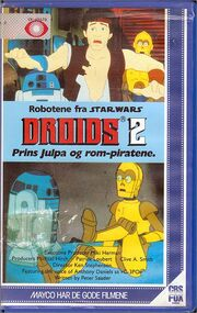 Droids Vol2 Norway 1988