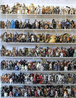 Rancho Obi-Wan Action Figures