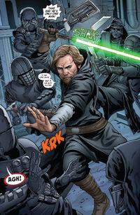 Рыцари Рен против Люка Скайуокера