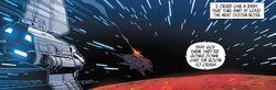 Ferett's shuttle srush