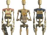 Боевой дроид серии OOM
