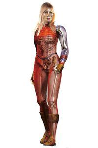 Human Replica Droid