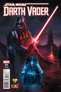 Darth Vader Dark Lords of the Sith 1 Legends