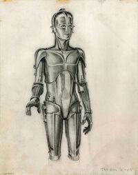C-3PO Ralph McQ