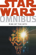 Omnibus rise of the sith cover