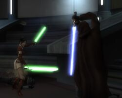 Serra vs Vader