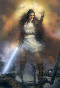 Leia Jedi Knight 2
