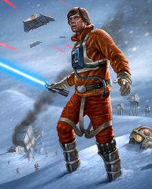 Luke Hoth SWCG