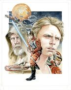 The Legends of Luke Skywalker cover art