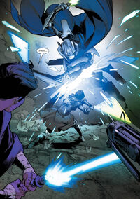 Billaba vs Grievous