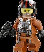 Lego Poe Dameron