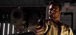 Kyle Bryar pistol JK