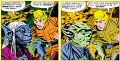 Yoda variants Marvel