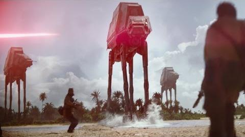 «Изгой-один Звёздные Войны. Истории» – третий трейлер
