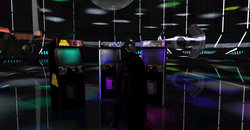 Darth Vader arcade games RSIII