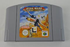 Star Wars Rogue Squadron cartridge