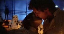 Han Leia Kiss