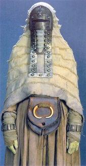 Таскенская женщина