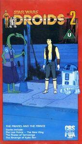 Droids Volume 2 VHS 1985