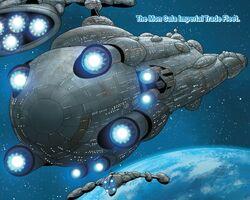 Imperial Mon-Cala Trade Fleet