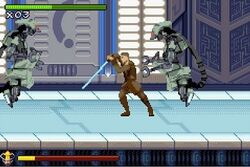 Attack of the Clones scroller