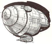 MAS-2xB турболазерная платформа.