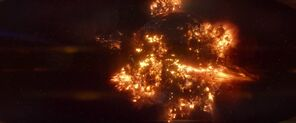 Starkiller Explode