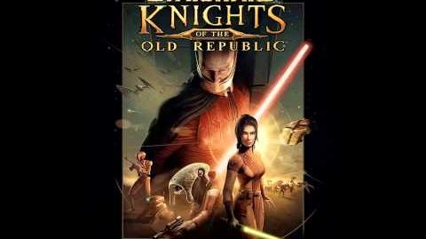SW Knights Of The Old Republic OST - 49 - Finale & End Credits