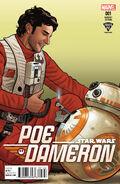 Star Wars Poe Dameron 1 Fried Pie Variant