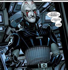Гранд-инквизитор допрашивает Слоун