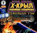 X-wing. Разбойная эскадрилья 27: Семейные узы, часть 2