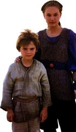 Скайуокер и Амидала