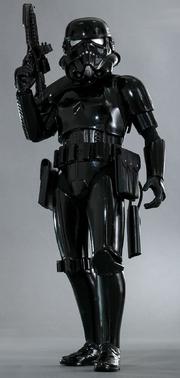 Shadow Stormtrooper figure