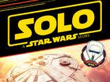 Хан Соло. Звёздные войны: Истории. Развивающая книга