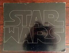 Star Wars bid brochure cover