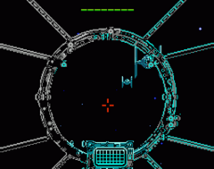 NES91 space fight