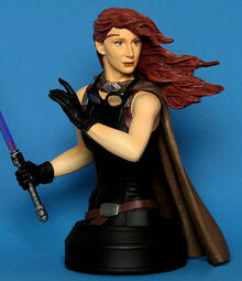Mara Jade Gentle Giant