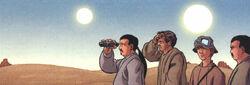 Farmers of Tatooine Sandstorm
