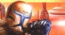 Commando Katarn armor OST