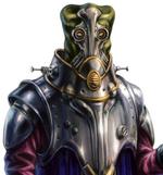 Unknown skakoan elder