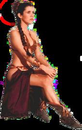 Лея бикини