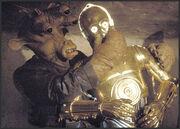 Ри-Йис и C-3PO