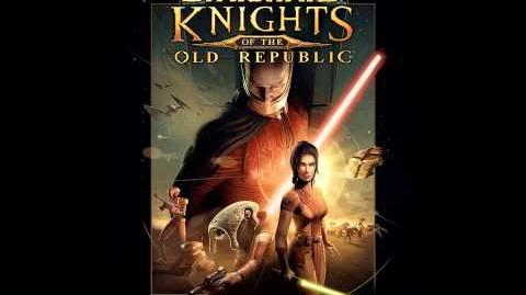 SW Knights Of The Old Republic OST - 25 - Anchorhead Street Fight