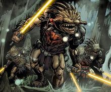 Flesh Raiders swamps GotJ11