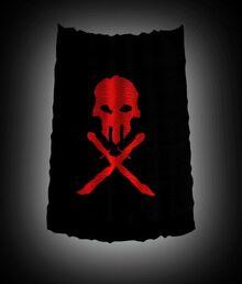 XWA Space Pirate Flag