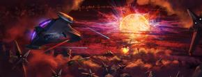 X-70 и битва