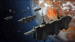 Флот эвакуации ситхов