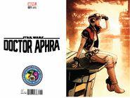 Doctor Aphra 1 Pichelli Dark Side Wraparound