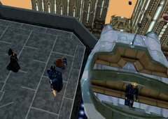 Before attack at Coruscant TPMgame